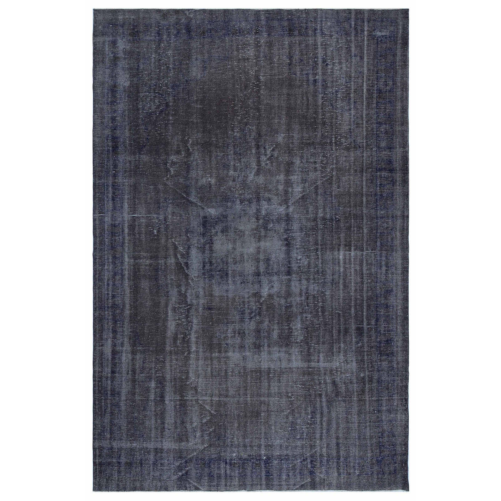 Hali 219X235 CM Bursa Handmade over dyed Rug 1168