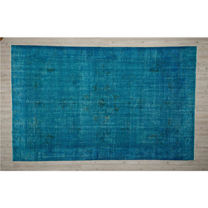 Hali 203X324  CM Bursa Handmade over dyed rug  2566