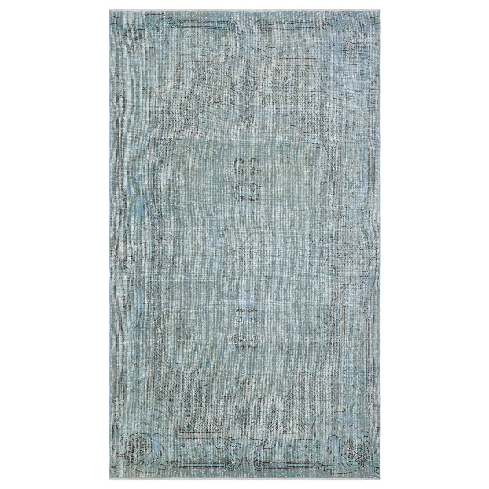 Hali 158X268 CM Bursa Handmade over dyed 1864