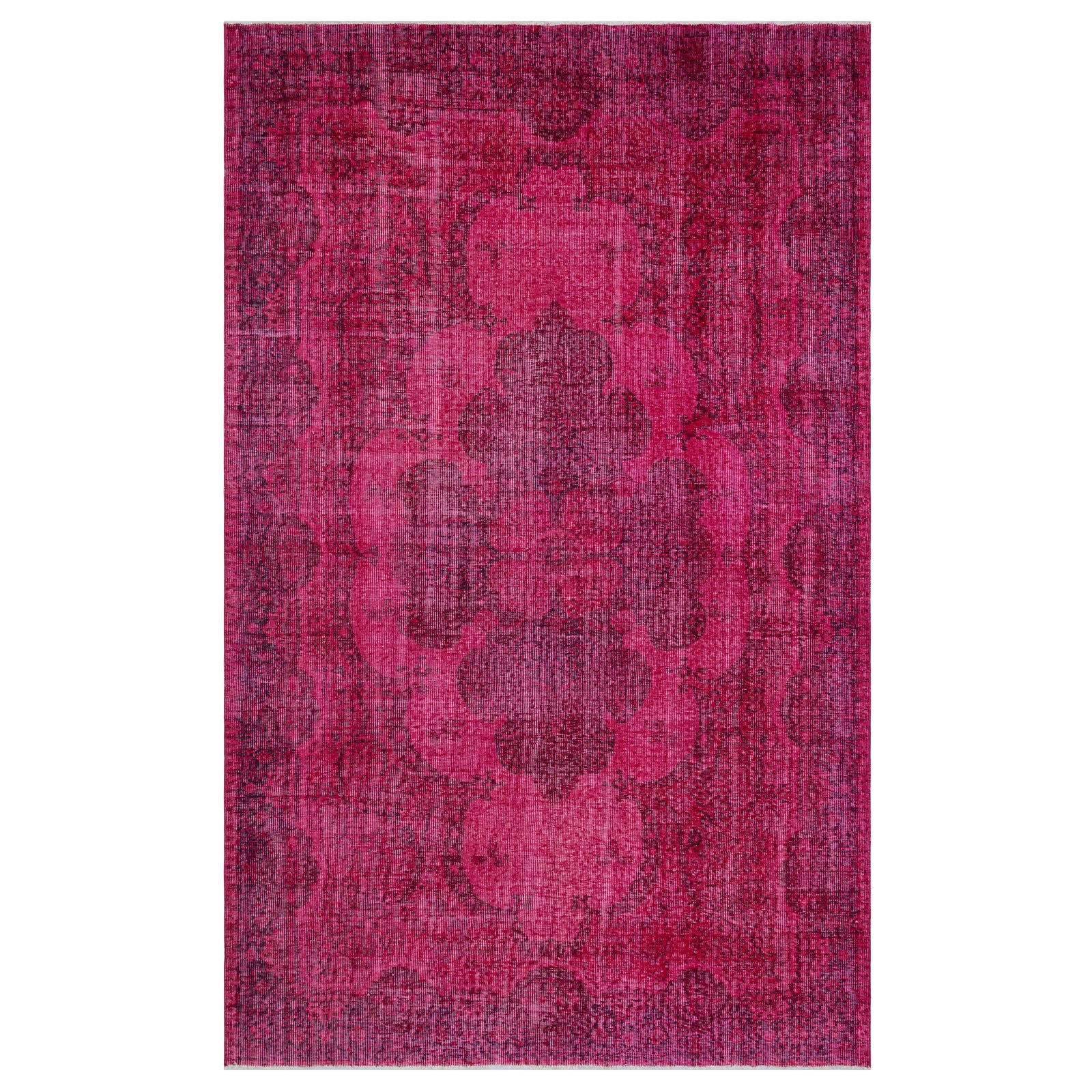 Hali 179X285  CM Bursa Handmade over dyed rug  1858 -  179*285 سجاده بورصة صناعة يدوية على بساط مصبوغ - Shop Online Furniture and Home Decor Store in Dubai, UAE at ebarza