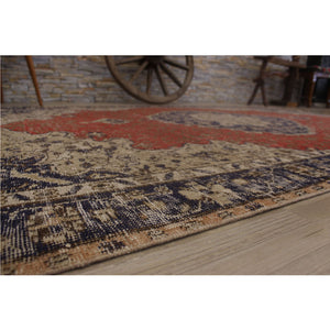Hali 166X244  CM Bursa Handmade over dyed rug  2382