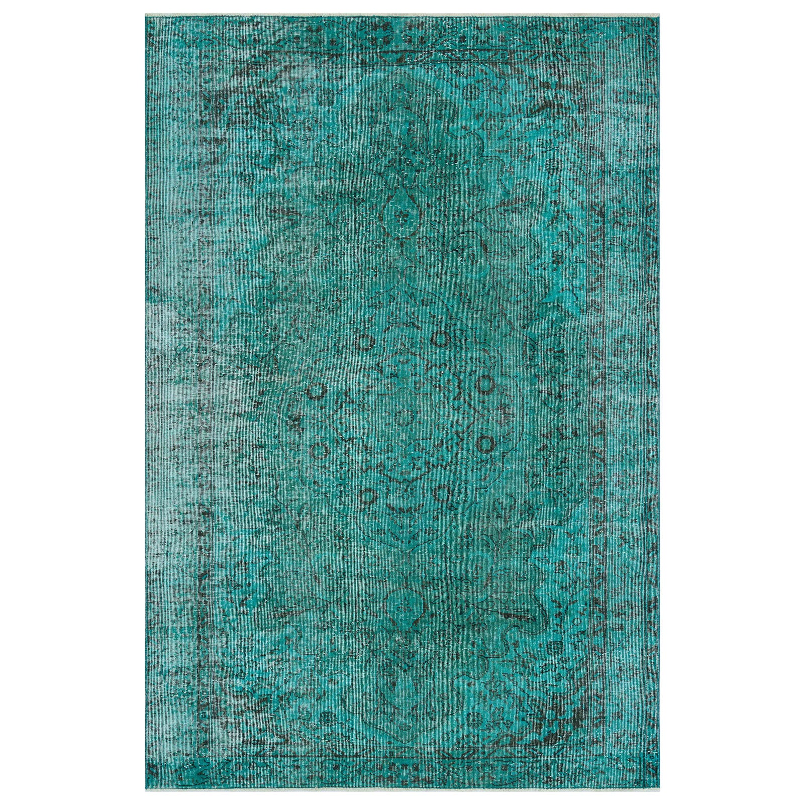 Hali 167X250 CM Bursa Handmade over dyed rug 1772