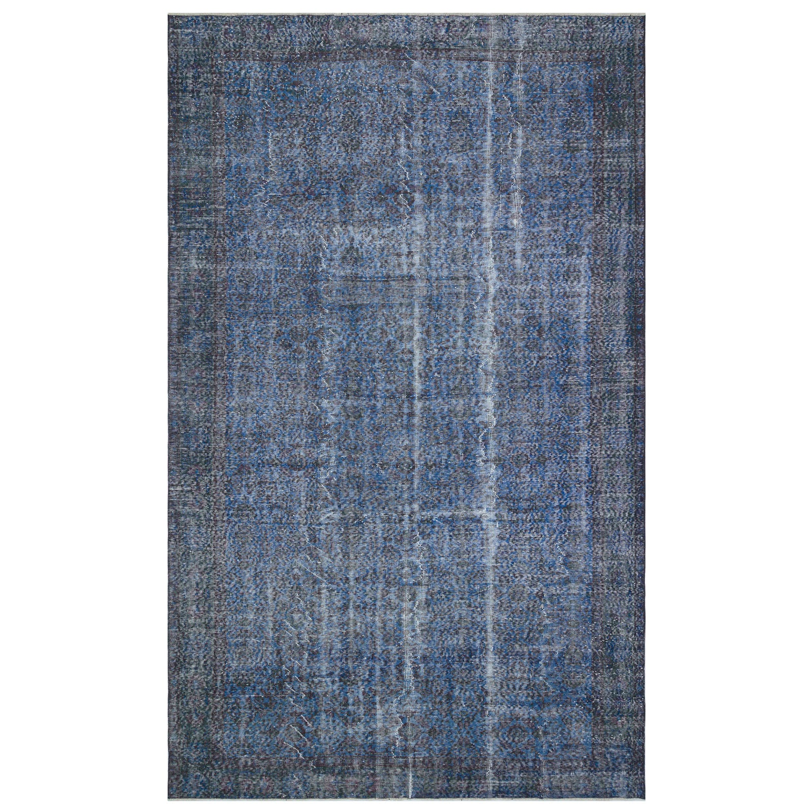 Hali 203X322  CM Bursa Handmade over dyed rug  1718