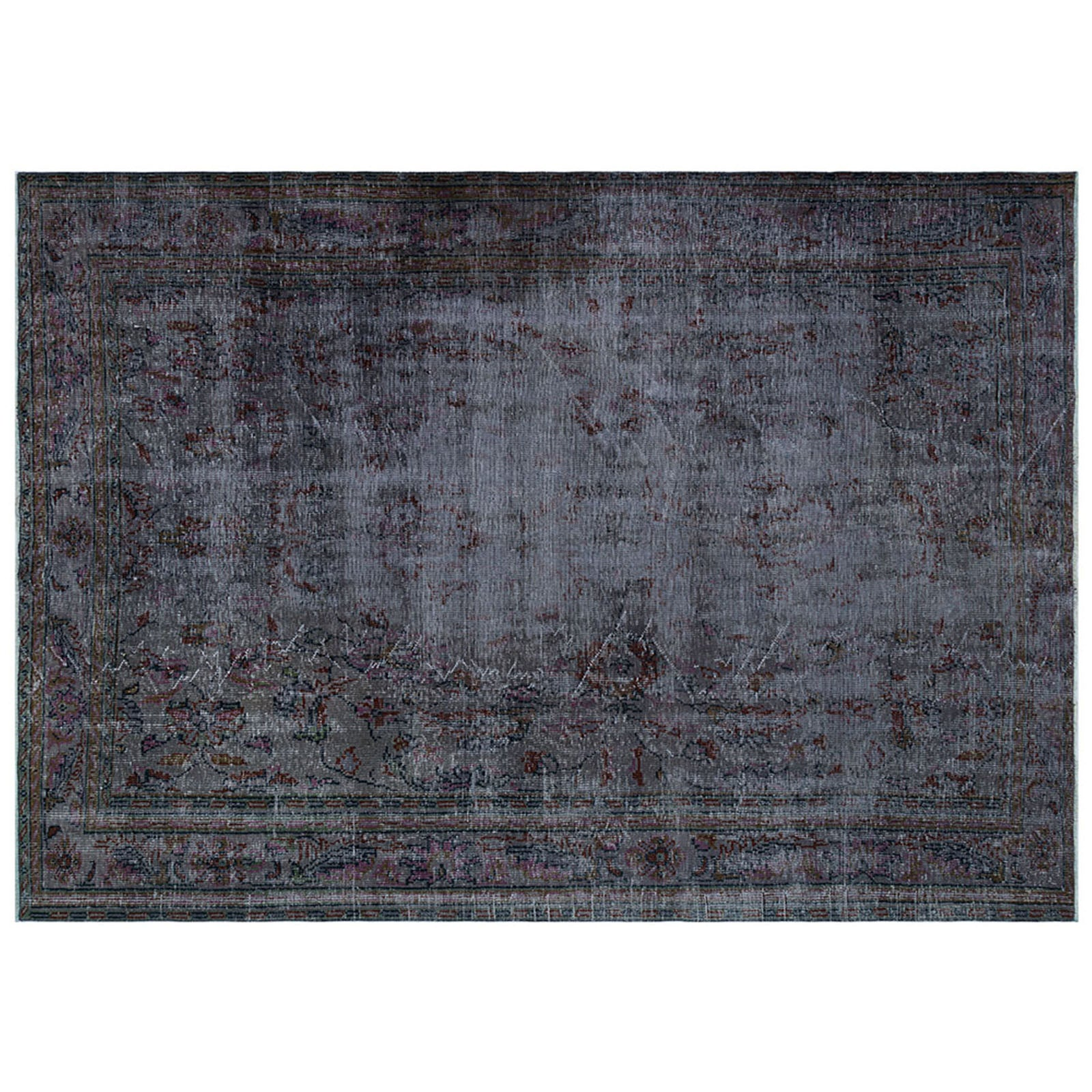 Hali 220X304 CM Bursa Handmade over dyed rug 2140