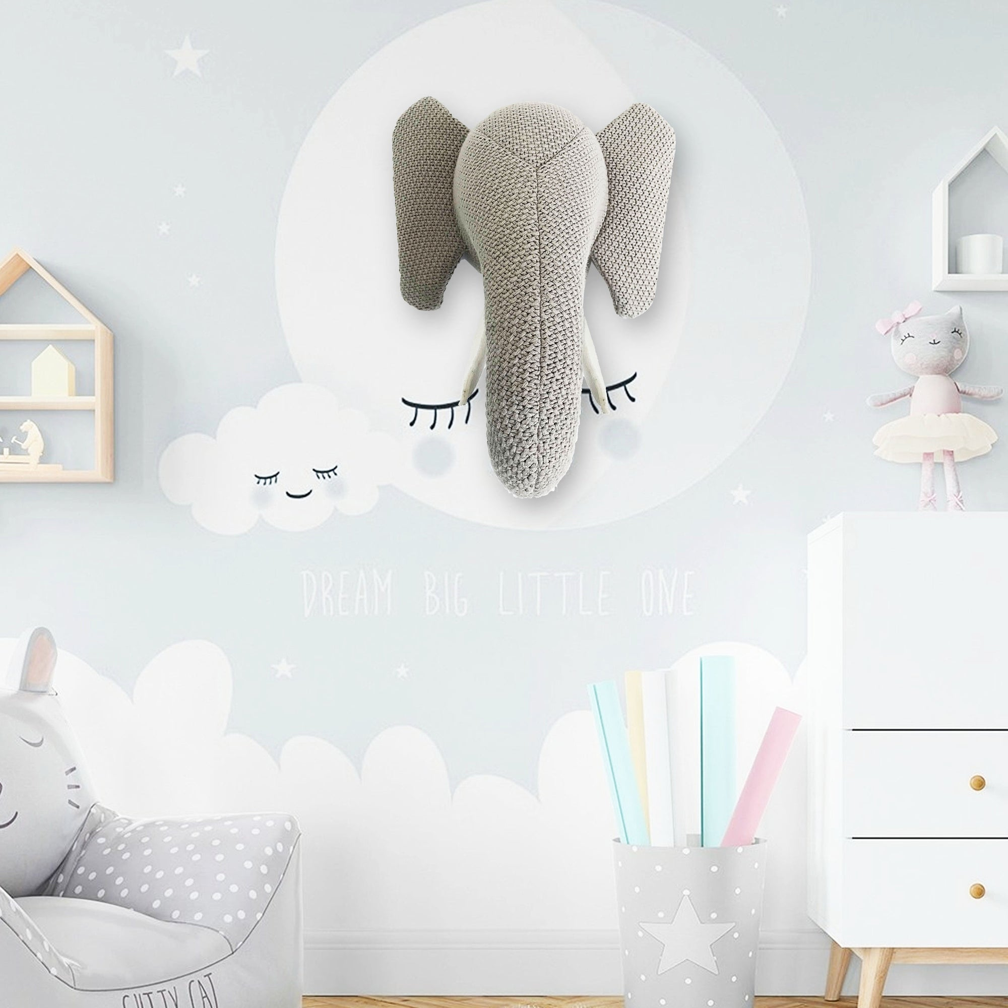 Handmade Cute animal  wall decoration  LT-T03