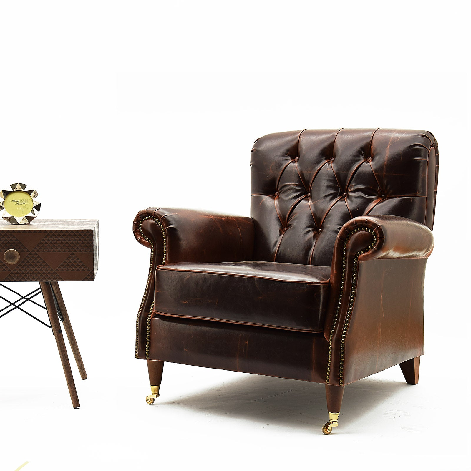 Corleone armchair  LOUNGE BERGERE