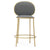 Velletri  bar stool  TG-201-G -  كرسي بار فيليتري - Shop Online Furniture and Home Decor Store in Dubai, UAE at ebarza
