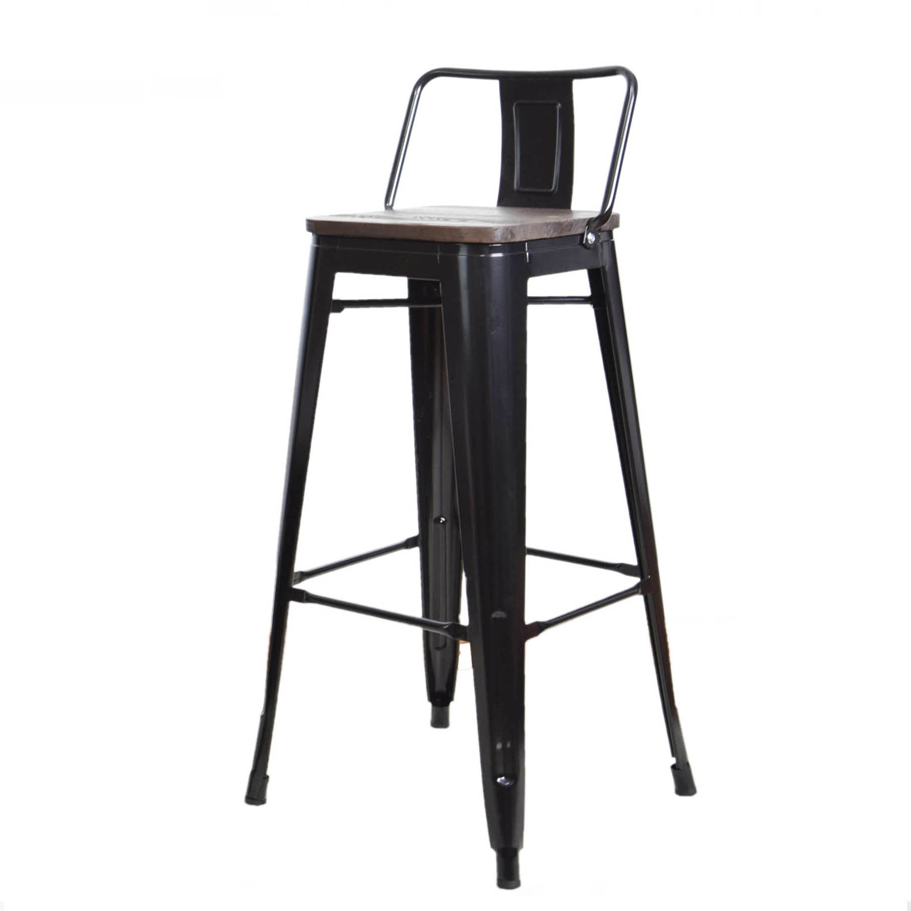 Bar Stool MC-012PC-B -  كرسي بار - Shop Online Furniture and Home Decor Store in Dubai, UAE at ebarza