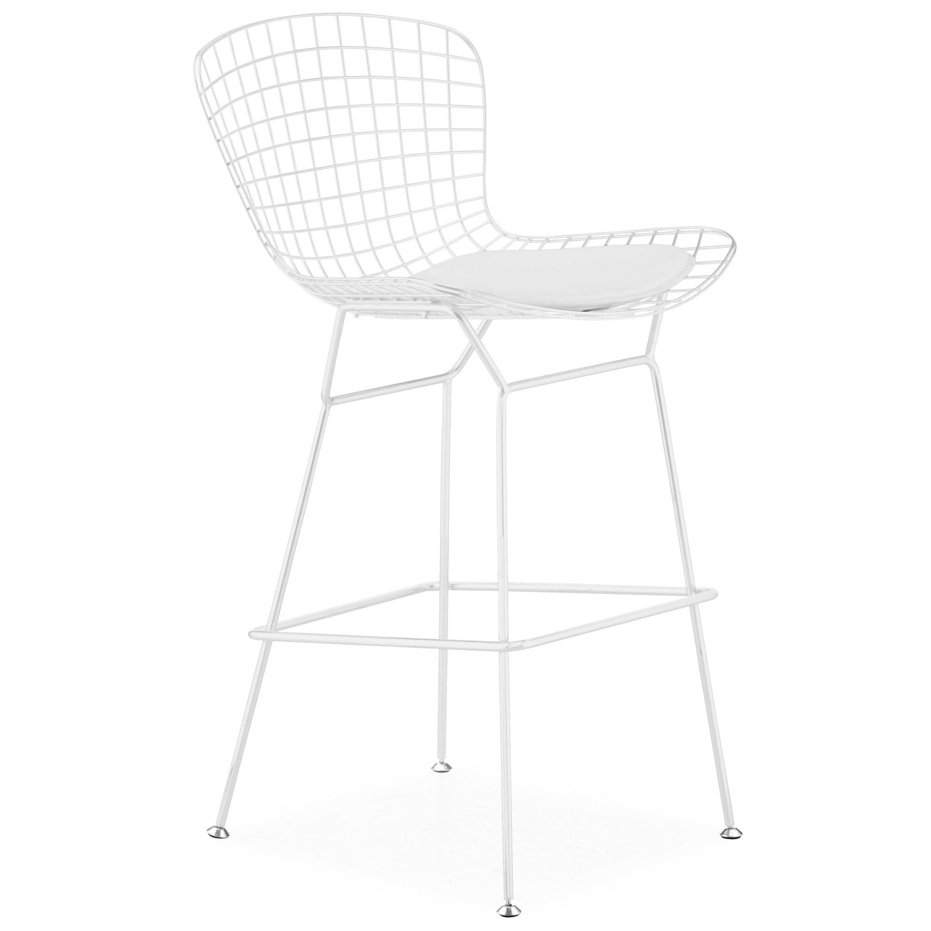 Wire Bar Stool BP8601-W MC-020Q-W -  كرسي بال سلك - Shop Online Furniture and Home Decor Store in Dubai, UAE at ebarza