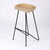 Solid Wood Bar Stool WS-034E-Bleg -  كرسي بار من الخشب الصلب - Shop Online Furniture and Home Decor Store in Dubai, UAE at ebarza