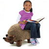 CUTE ANIMAL KIDS STOOL T13269