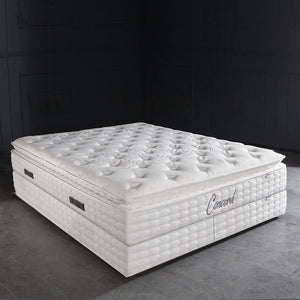 Hotel Style Queen  size Concord Bed base With Storage  CONBASE160