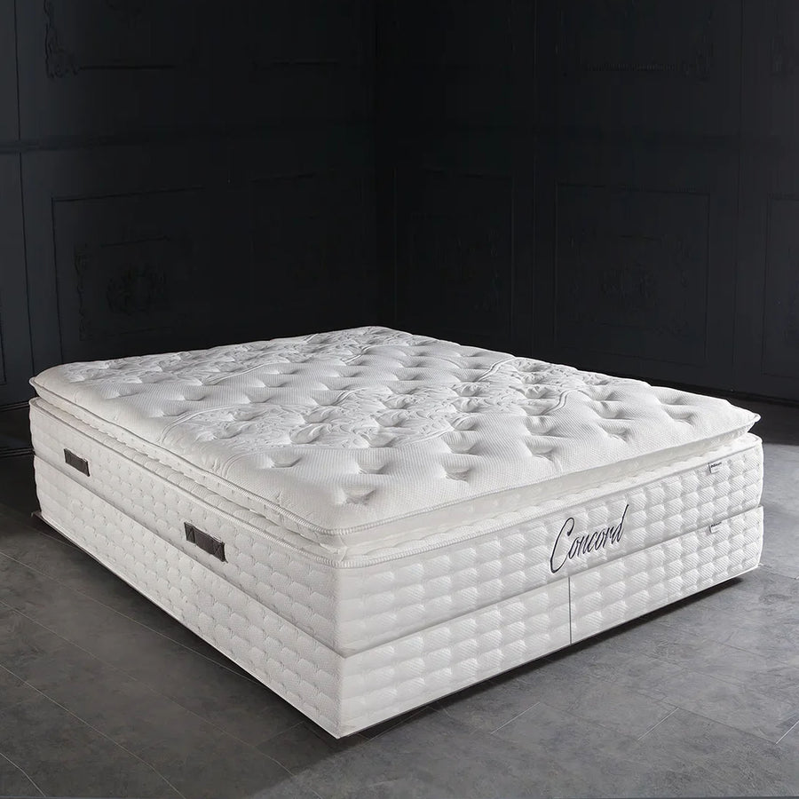 Hotel Style KING size Concord Bed base With Storage  CONBASE180