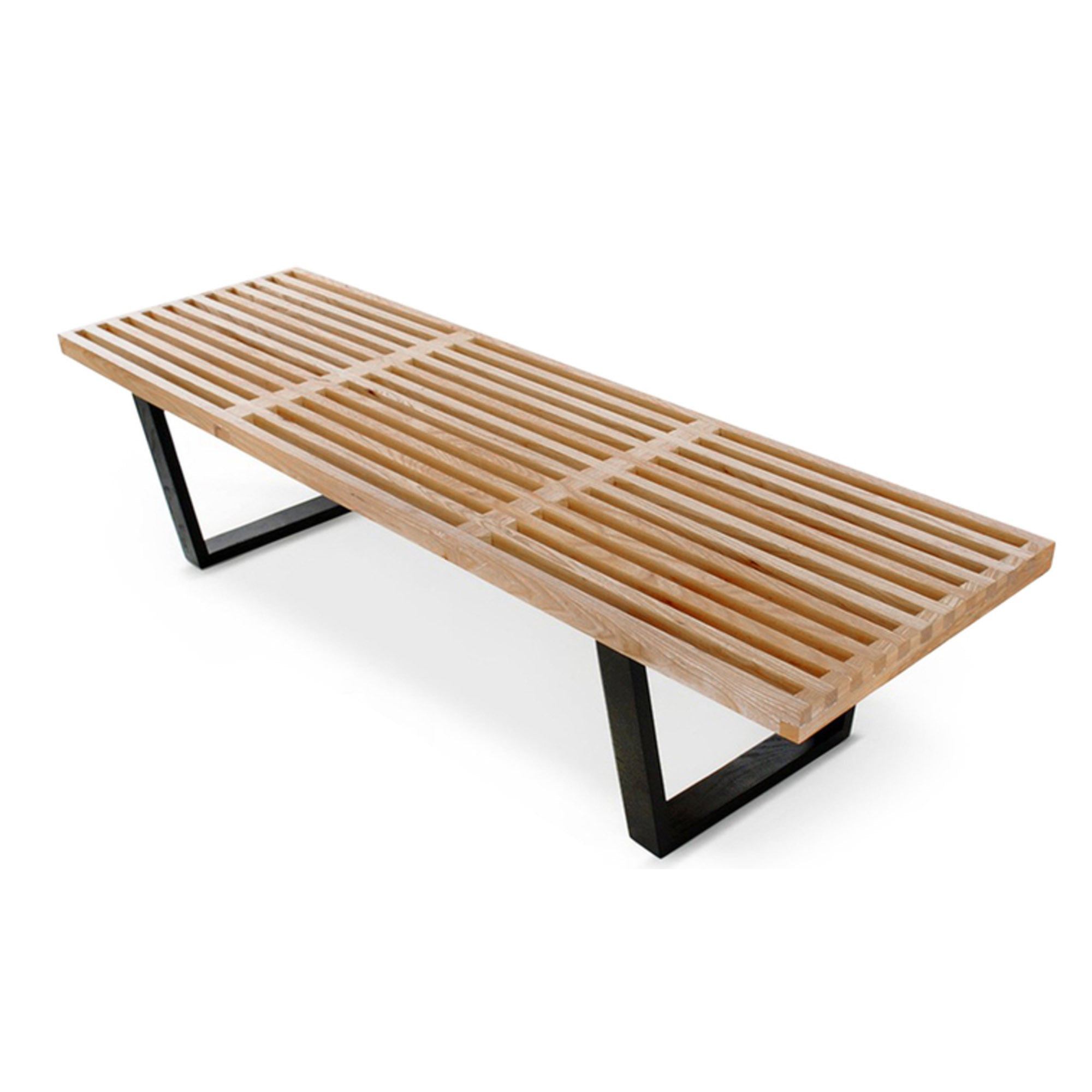Retro Solid Wood Bench/table 152cm WS-028-N - ebarza