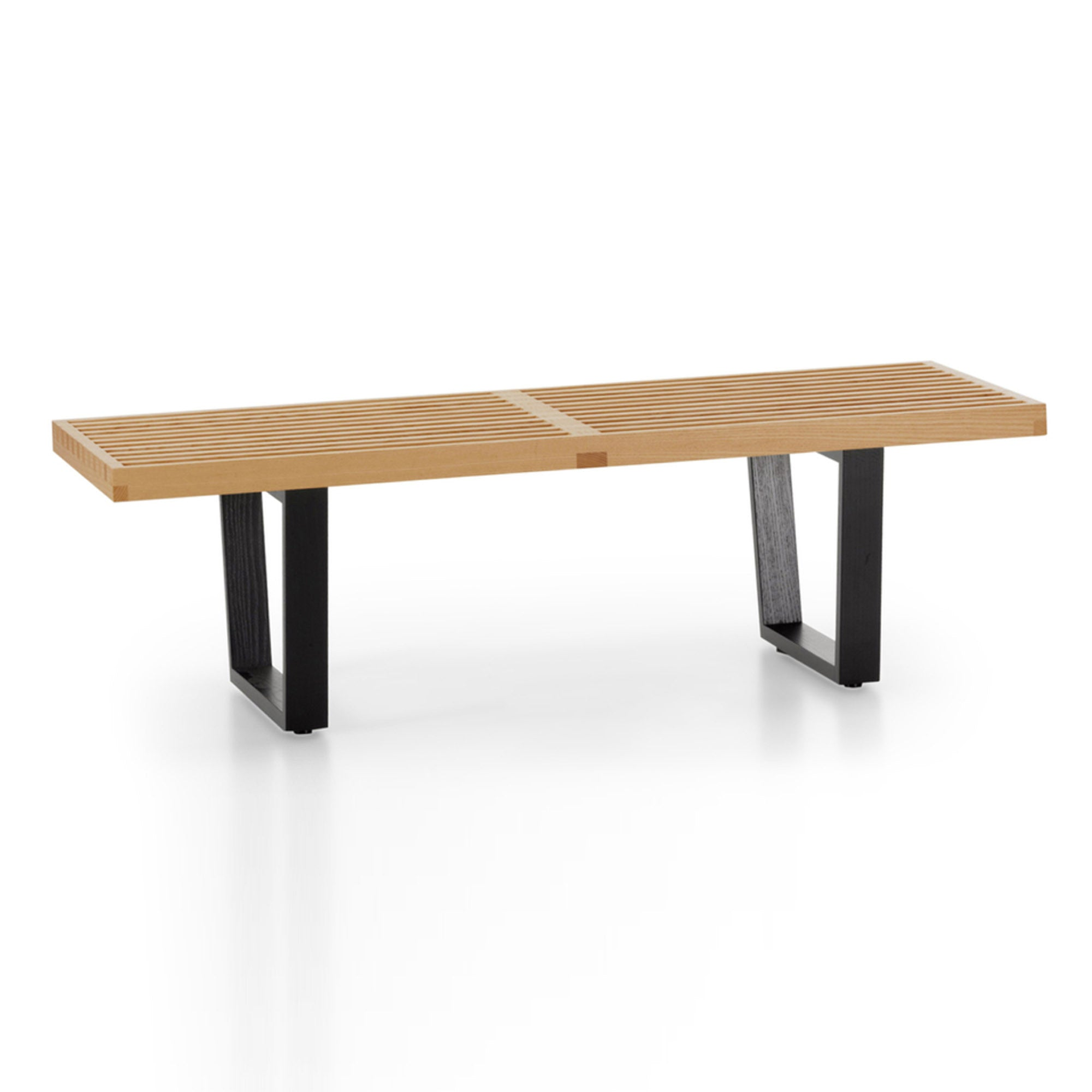 Retro Solid Wood Bench/table 122cm WS-028B-N - ebarza