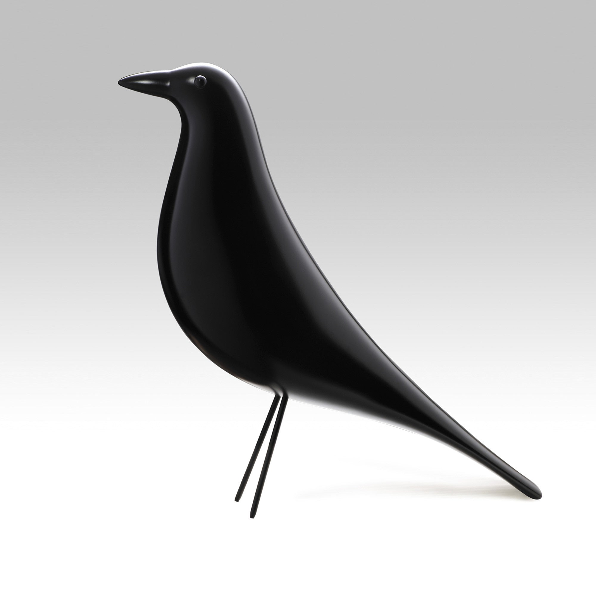 Mid Century Solid Wood Bird   SP15116-B - ebarza