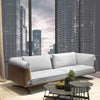 Pre-Order 20 days delivery Brooklyn Sofa    BRO016OW-GR
