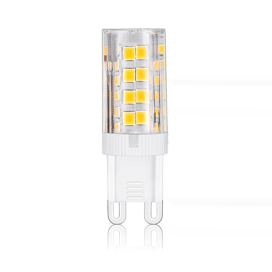 Set of 6 LED bulbs YY-LED-51D-2835-220V-G9