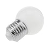 Set of 6 LED Vintage bulbs G45 IVORY
