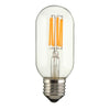 Set of 6 LED Vintage bulbs T45-6W