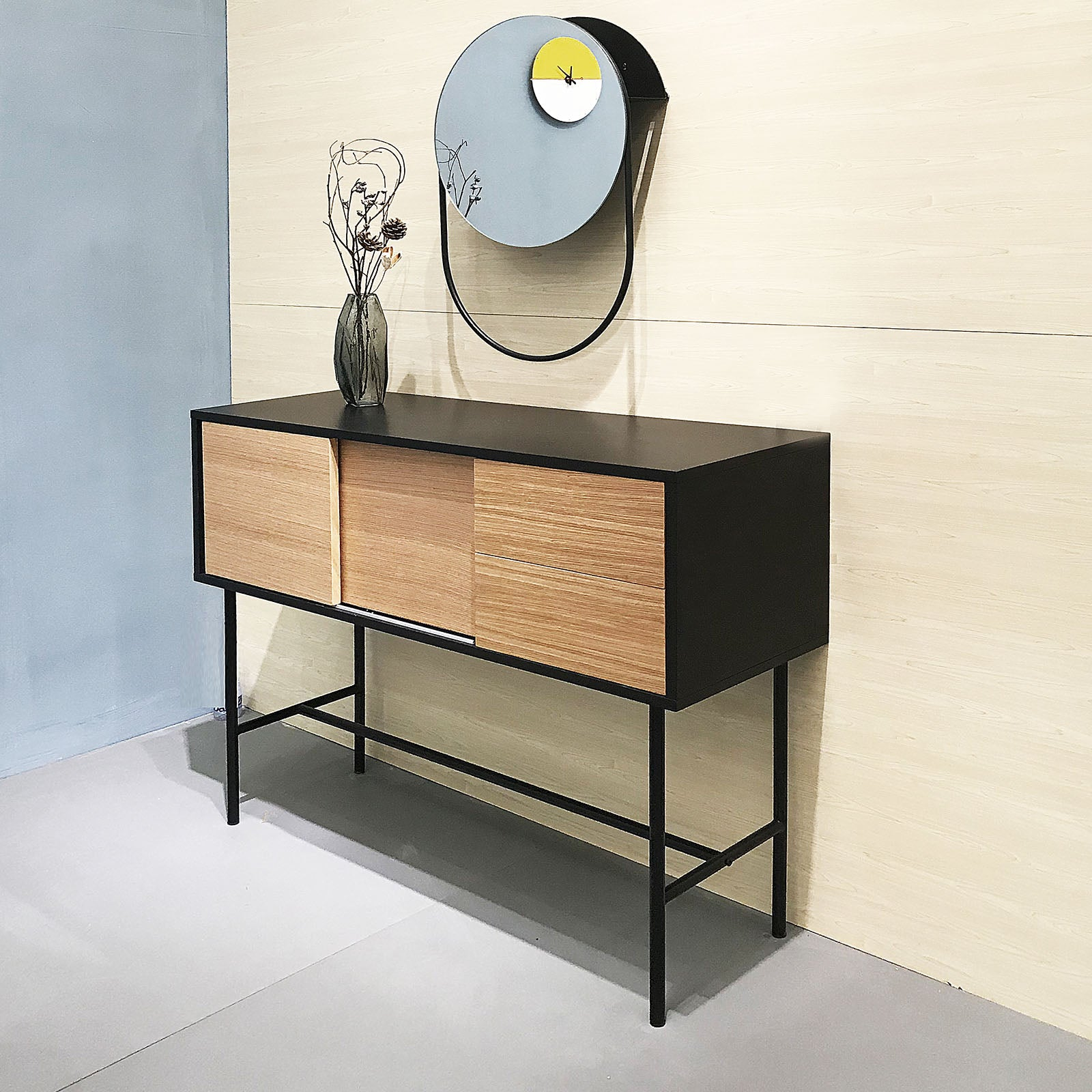Lugo  Side board / console  LL-112 -  لوحة جانبية / وحدة تحكم لوغو - Shop Online Furniture and Home Decor Store in Dubai, UAE at ebarza