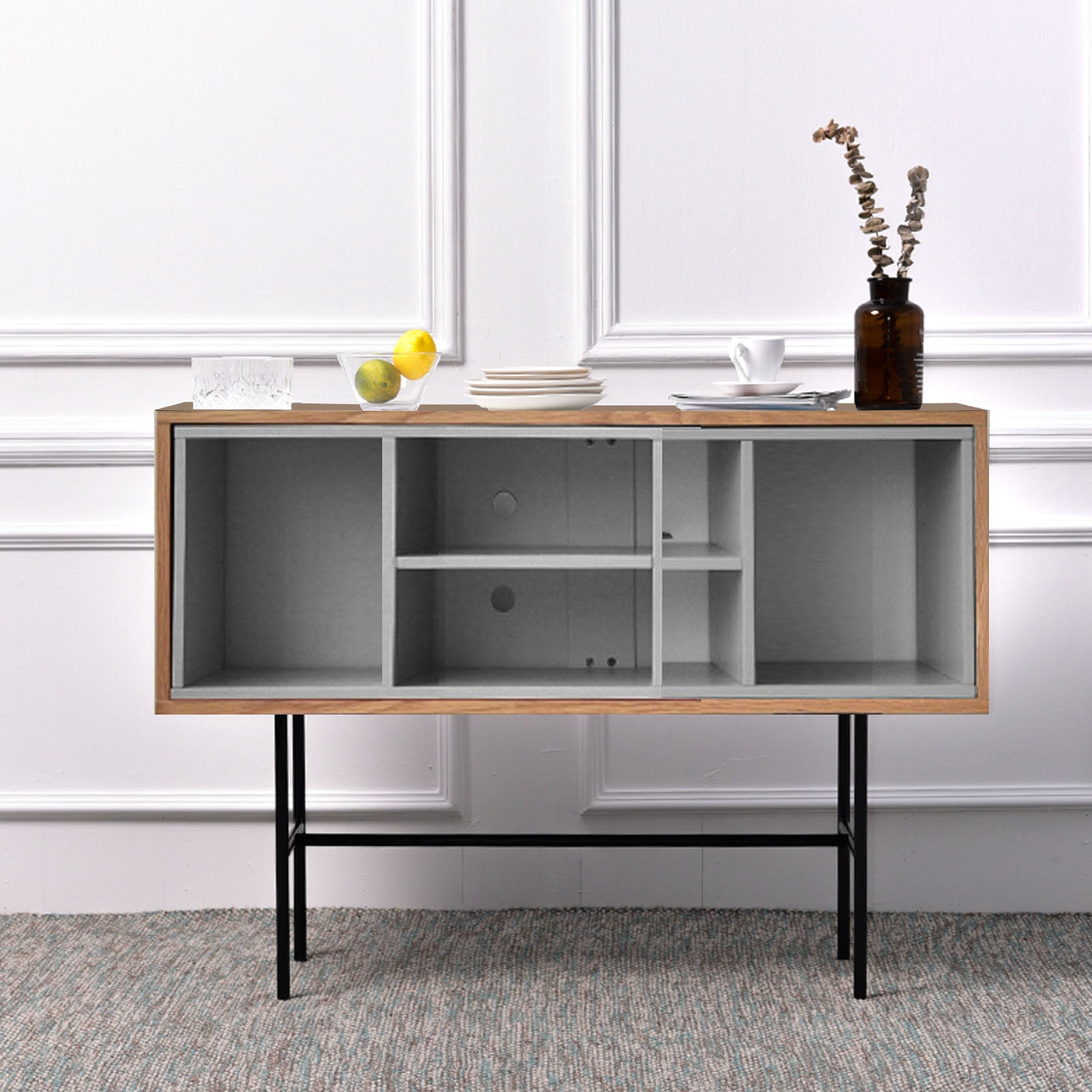 Visby Sideboard/cabinet LL-069 - ebarza