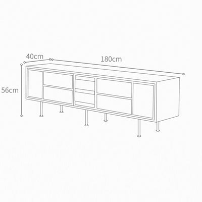 Visby  TV Unit  LL-064 - ebarza