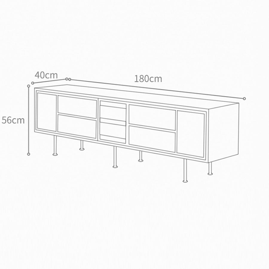 Visby  TV Unit  LL-064-N