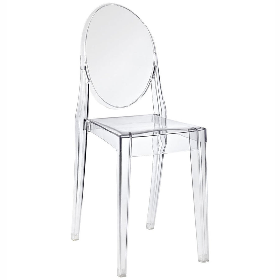 Acrylic kristal Clear Chair KVT0005-PC-089 - ebarza