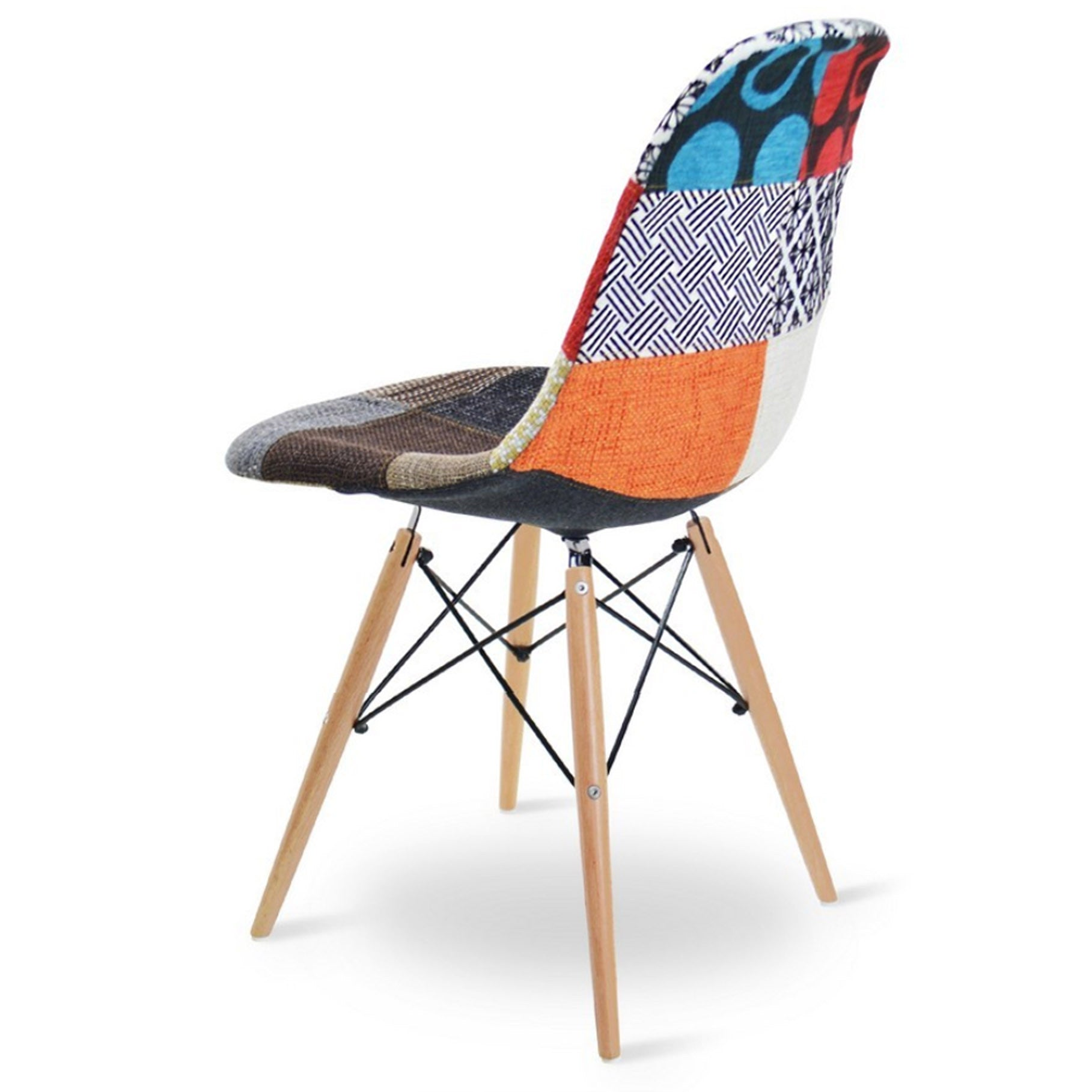 Dining Chair -Fabric- MS0038FN - ebarza