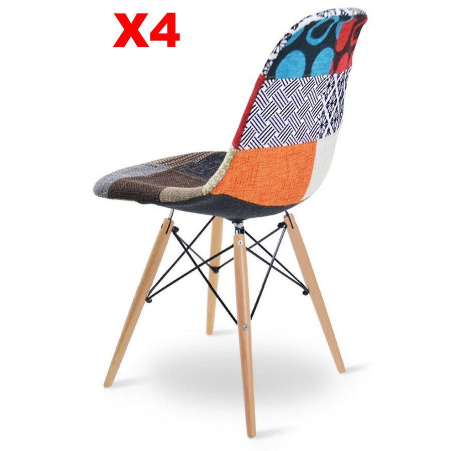 Chair - Dining Chair -Plastic- MS0029NOFN