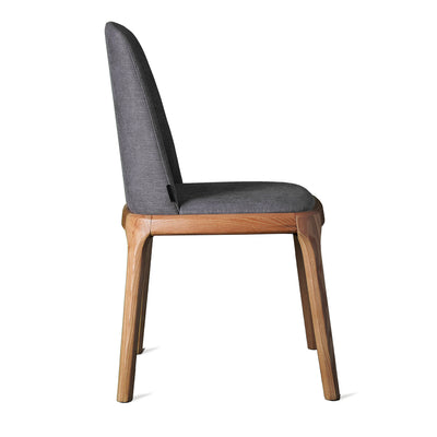 Chair - Dining Chair Solid Ash Wood  GRA-NA-N