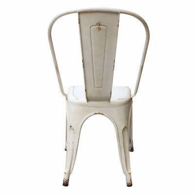 Chair - Distressed Antique Vintage  Dinning Chair TXD0098