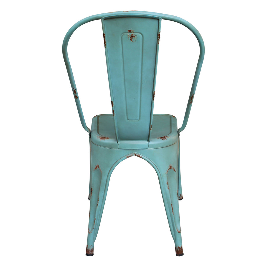 Chair - Distressed Antique Vintage  Dinning Chair TXD0099