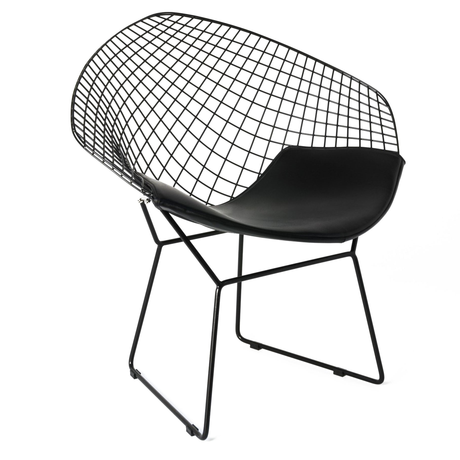 Wire Chair  BP8019-B MC-022Q-B - ebarza