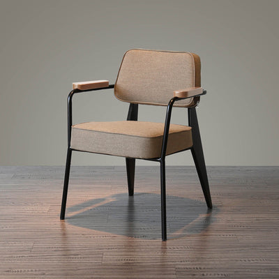 Retro Dining Chair  WS-005VC-BN