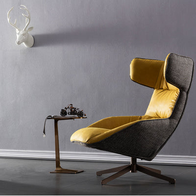 Monaco Swivel Lounge Chair  LC001 - ebarza