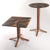 Pre-Order 40 days delivery Bistro square   table  bistroLeg+squaretopBIS001