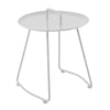 Steel side table   GT-230E - ebarza