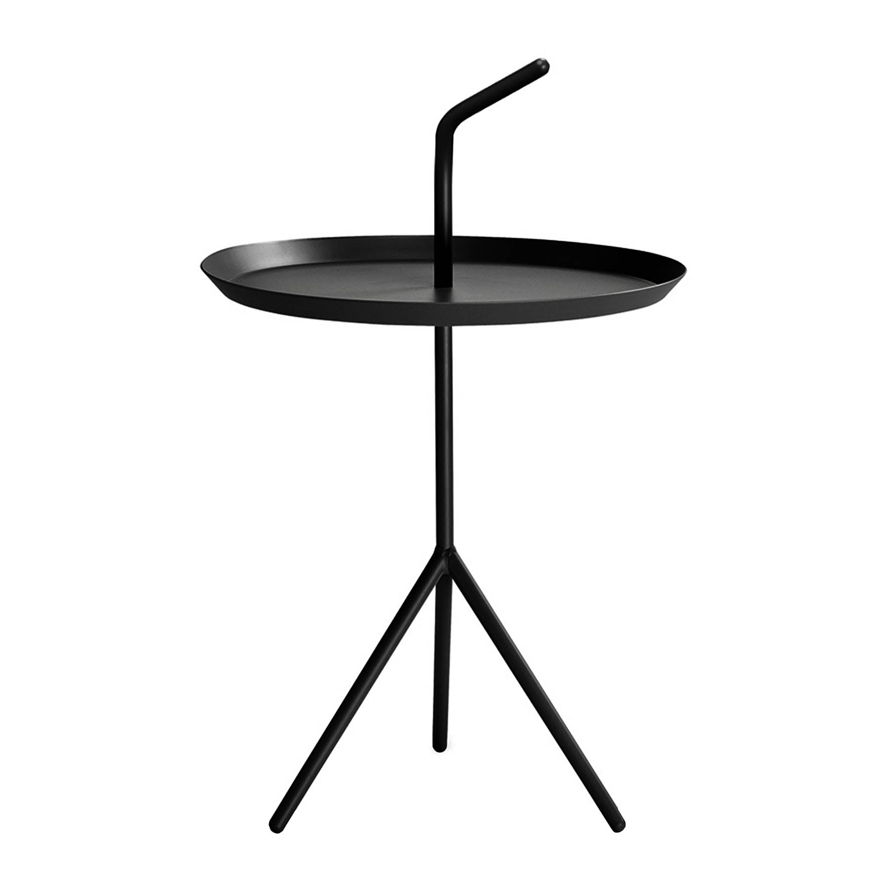 Steel side table   GT-230L - ebarza