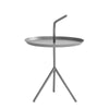 Steel side table   GT-230D - ebarza