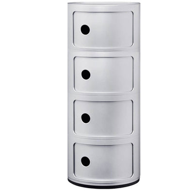 Storage/bedside table  BB-02B-W - ebarza