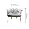 Parma Lounge Chair LC036
