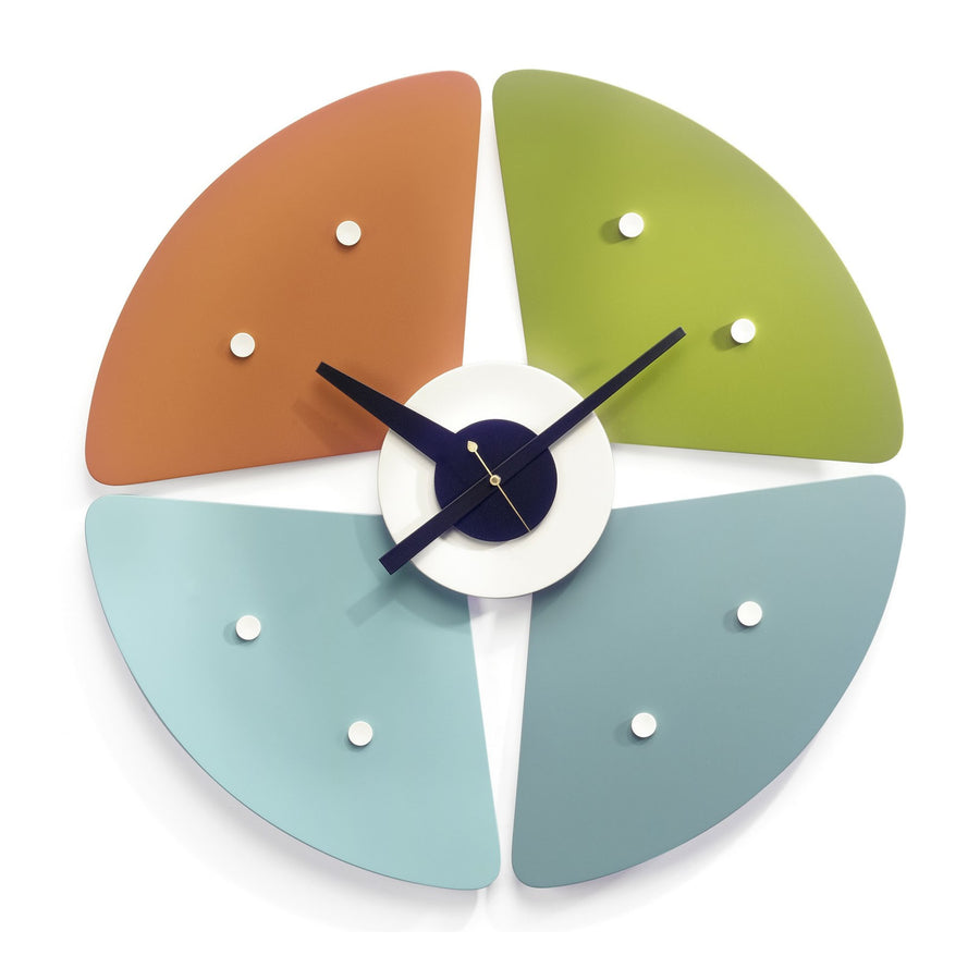 Clock - Mid Century Wall Clock ST0054W