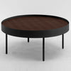Center table with  wood top GT-381A-W