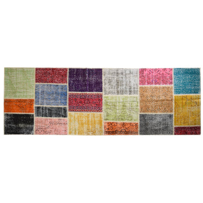 Bursa Handmade over dyed RUG 300X100 Cm OD0099Long PW001 - ebarza