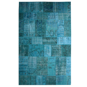 300X200 Cm HALI X-Bursa Handmade over dyed RUG  PW028