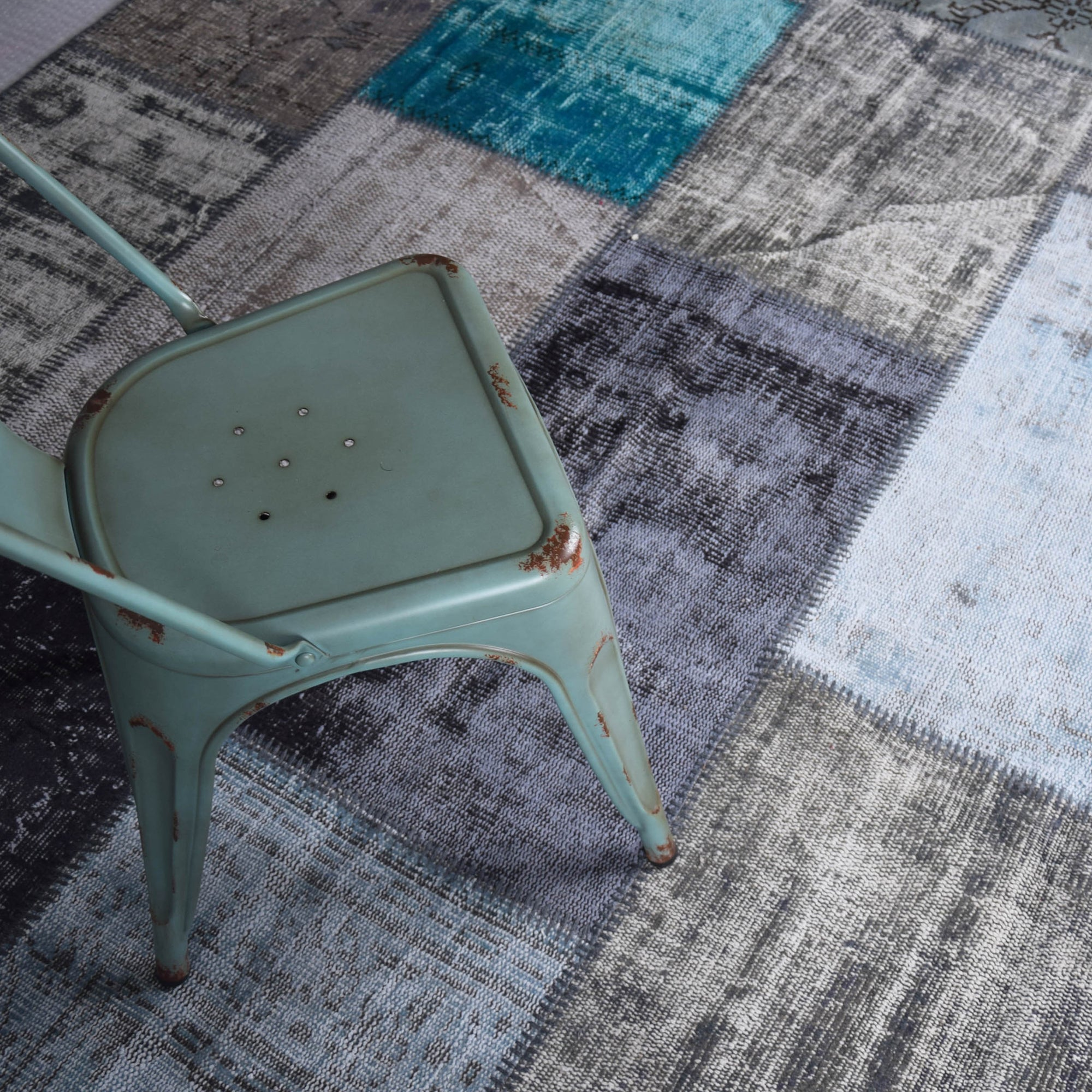 Pre Order 15 Days Delivery X Bursa Handmade Over Dyed Rug 400x250 Cm Pw032