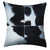 handmade Cowhide cushion cover COW-001