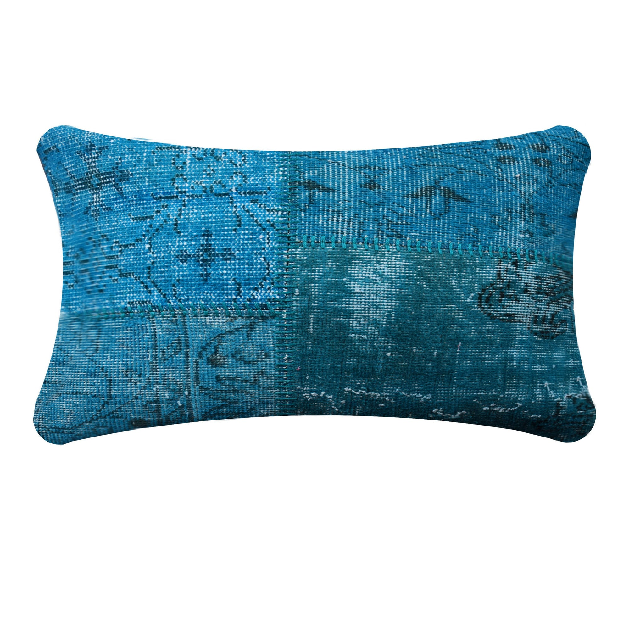 BURSA HANDMADE OVER DYED CUSHION COVER 30X60 SEC0072BS - ebarza